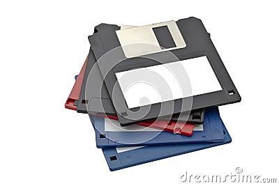 Computer floppy disk