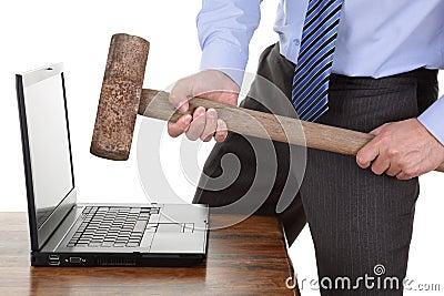 Computer frustration