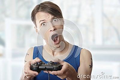 Computer games at home