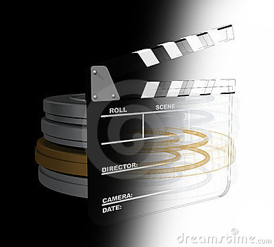 Computer generated movies