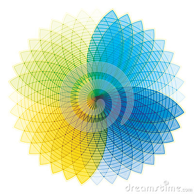 Computer generated pattern