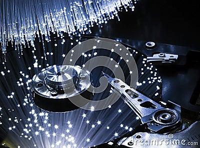 Computer hard drives,