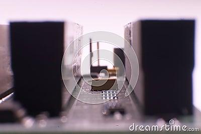 Computer hardware - motherboard