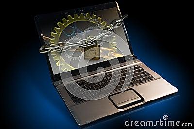 Computer ID Theft alert