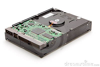 Computer IDE Hard Drive