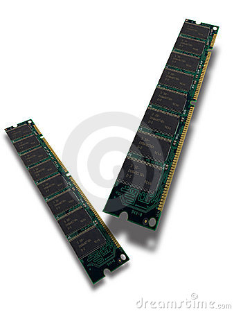 Computer memory - SDRAM
