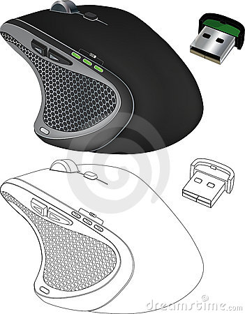 Computer Mouse Stock Photo - Image: 13096060