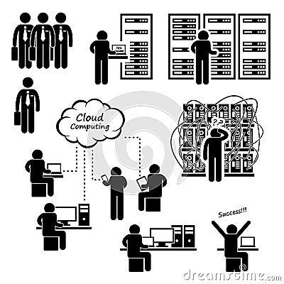 Computer Network Server Data Center