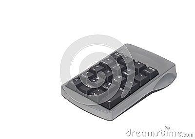 Computer Numeric Keypad