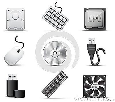 Computer parts   B&W series