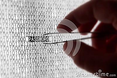 Computer Password Security