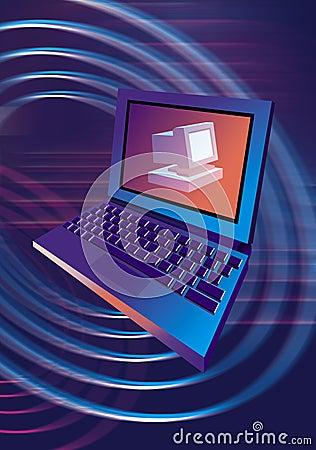 Computer PC laptop