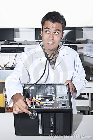 Computer problem: PC doctor