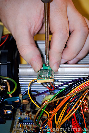 Free Computer Repair Stock Photos - 1587283