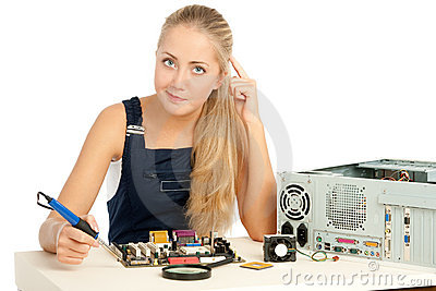 Computer Repair Engineer