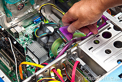 Computer-Reparatur