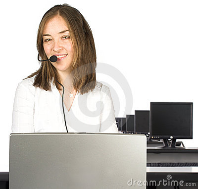 Computer room - customer services