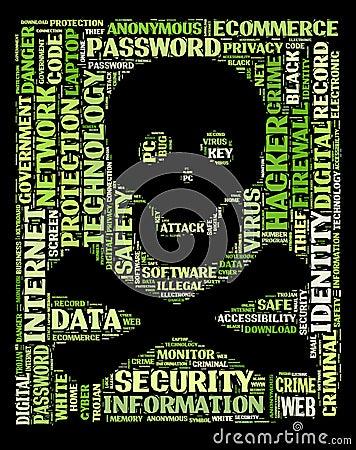Computer security, hacker
