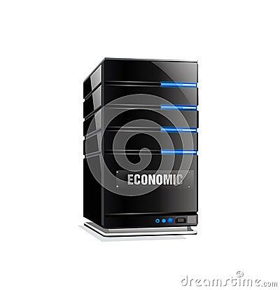 Computer Server Hosting