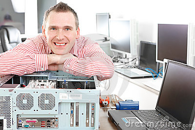 Computer service owner