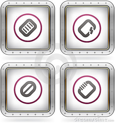 Computer Software and Hardware Icons