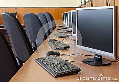 computer study lab