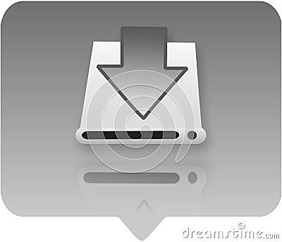 Computer symbol - hardware
