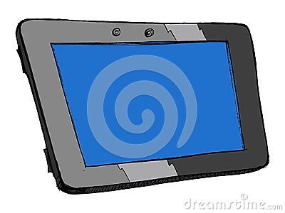 Computer tablet
