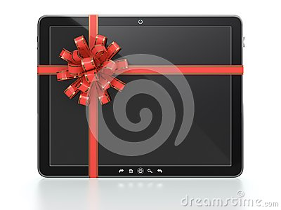 Computer tablet gift