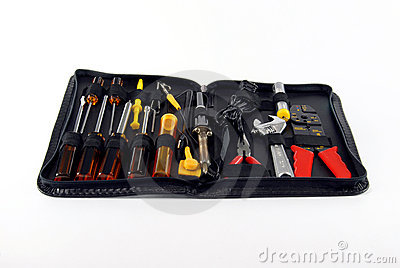Computer tools and case