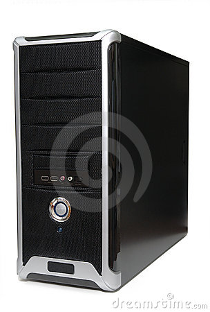 Free Computer Tower Royalty Free Stock Images - 5311329