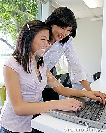 Computer Training In School