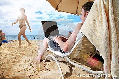 Computer vacation