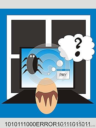 Computer Virus Cash