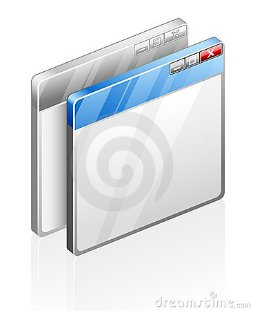Computer windows