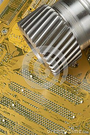 Computerized metals