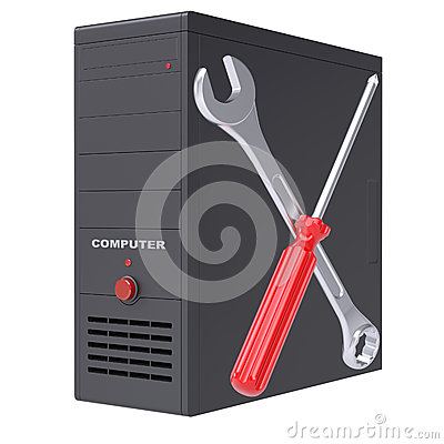 Computersysteem en hulpmiddelen