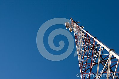 Comunication antenna