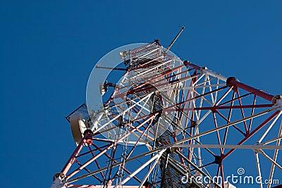 Comunication antenna