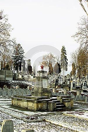 Comunist memorial monument