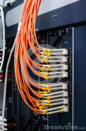 Conceito de hardware da rede.