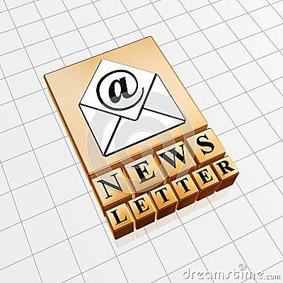 Conceito do boletim de notícias