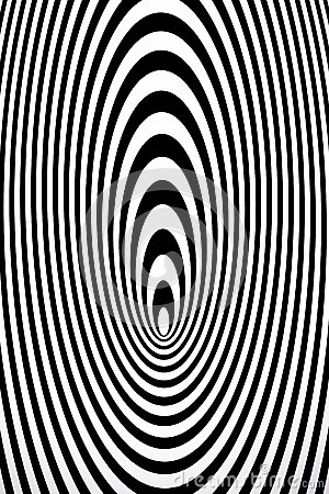 Concentric ovals