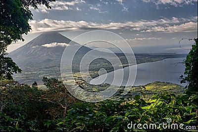 Concepcion Volcano Nicaragua