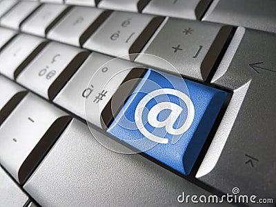 Concept de contactez-nous d Internet de Web