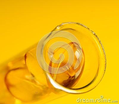 Concept de développement de vitamines