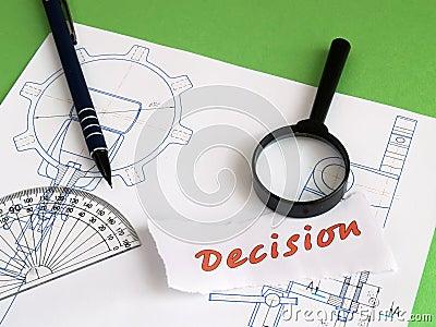 Concept  Decision