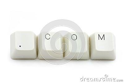 Concept of dot com