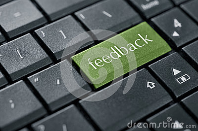Concept of feedback