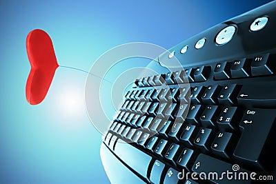 Concept Love on-line